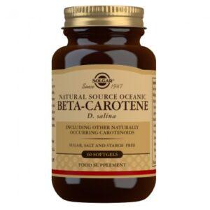 solgar-prirodni-beta-karoten-kapsule